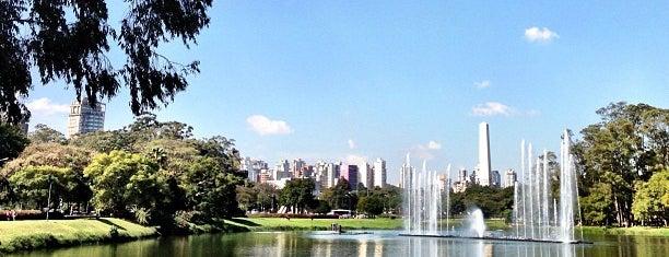 Parque Ibirapuera is one of São Paulo - O que tem por perto?.