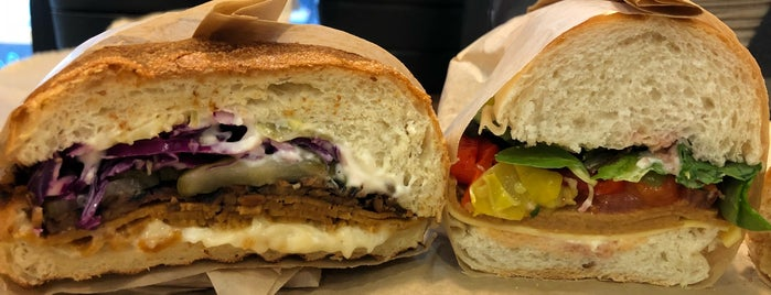 Orchard Grocer is one of NY Vegetarian Favorites.