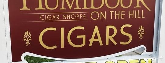 Humidour Cigar Shoppe is one of Emilio Cigars Retailers.