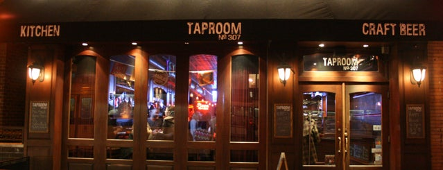 Taproom No. 307 is one of Midtown Bars That Don't Suck.