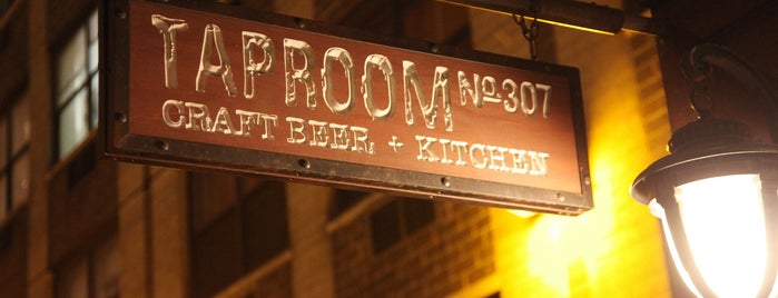 Taproom No. 307 is one of Midtown.