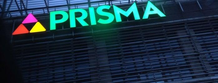 "Prisma is one of Район общежития на ""Шевченко""."
