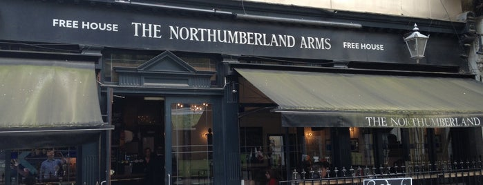 The Northumberland Arms is one of BMAG's Pubs.