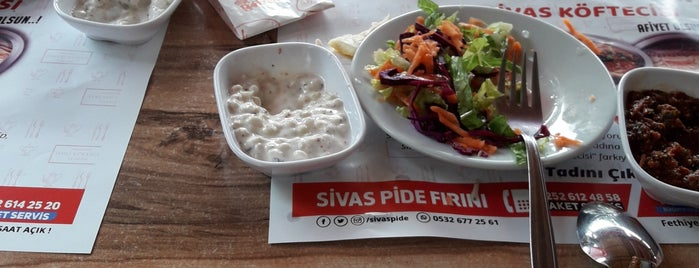 SİVAS PİDE FIRINI is one of Fethiye.