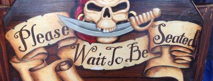 Pirates Grub 'N Grog is one of Favorite Food.