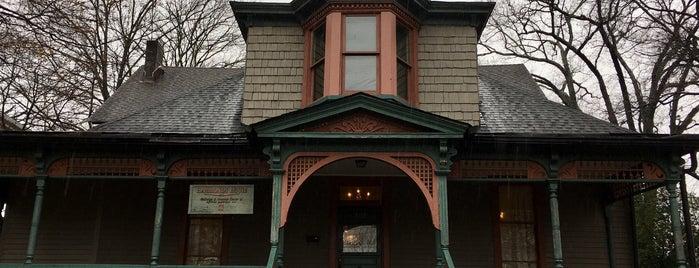 Hammond House Museum is one of Top 10 favorites places in Atlanta, GA.