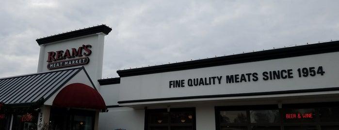 Ream's Meat Market is one of Unofficial LTHForum Great Neighborhood Restaurants.