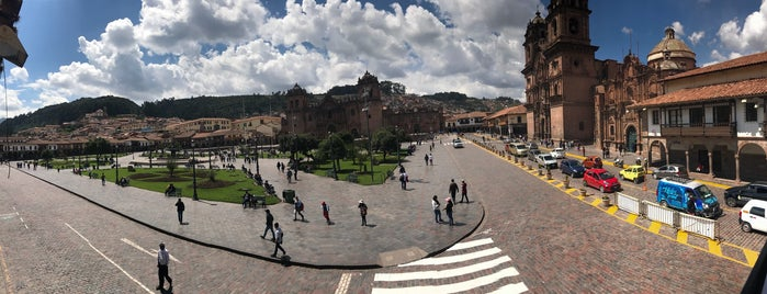 Plaza Cafe is one of Cusco 2012.