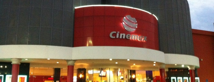 Cinemex is one of Cinemex.