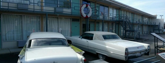 Lorraine Motel is one of Bucket List Places.