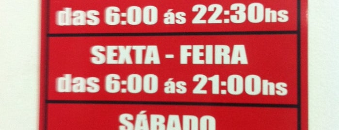 L2 Fitness Rede Strutura is one of Lugares que vou sempre..