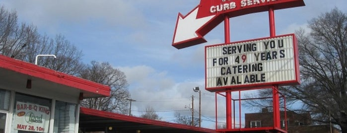 Bar-B-Q King is one of Road trip.