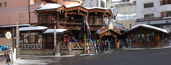 Ischgl is one of Skiing.