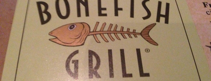 Bonefish Grill is one of Viddles.