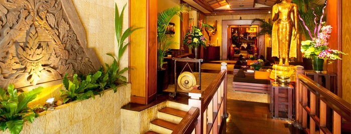 Thai Barcelona | Thai Gardens is one of Restaurants i Bars.