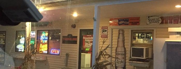 Stone Bridge Liquors is one of Top 10 favorites places in Tiverton, RI.