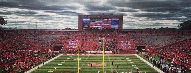 High Point Solutions Stadium is one of Big East Football Stadiums.