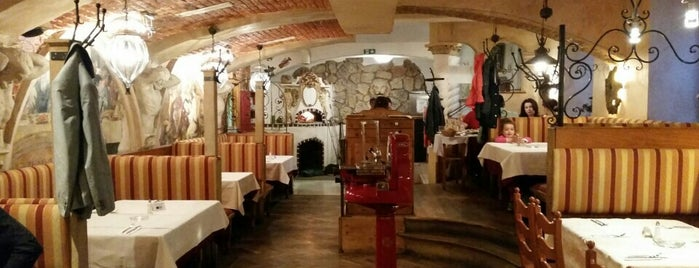 La Scala is one of Lieblingsrestaurants.