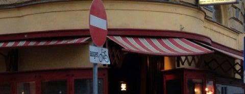 Jazzcafé Bird is one of Bars.