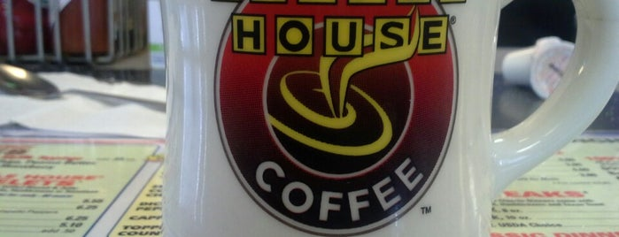Waffle House is one of Top picks for Breakfast Spots.