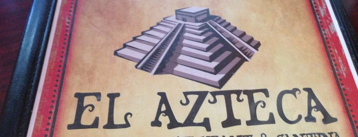 El Azteca is one of Oklahoma Must Try.