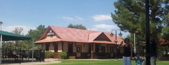 McCormick-Stillman Railroad Park is one of Family Fun in Phoenix.