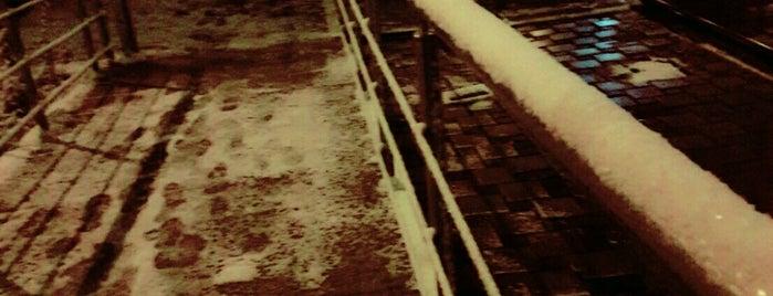 Mimarsinan Kavşağı Kayseray Durağı is one of Kayseri Organize Sanayi - İldem Tramvay Hattı.