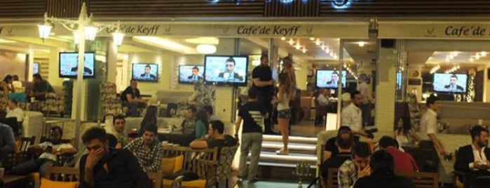 Cafe'de Keyff is one of İstanbul.