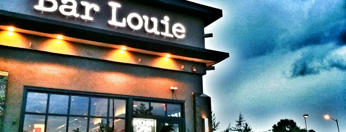 Bar Louie is one of Dinner.