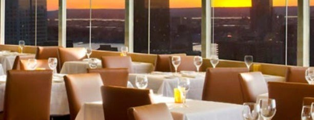 The View Restaurant & Lounge is one of NY.