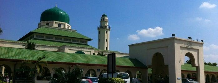 Masjid al-Hasanah مسجد الحسنة is one of masjid.