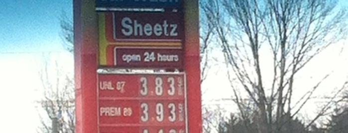 Sheetz in Pennsylvania