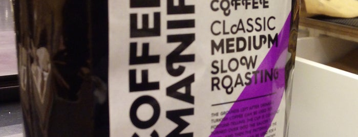 Coffee Manifesto Moda is one of 2018.