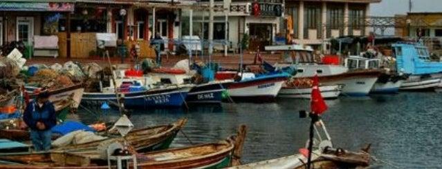 Urla İskele is one of themaraton.