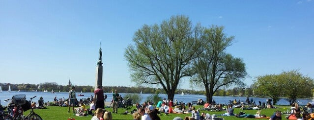 Alster-Grillwiese is one of Best sport places in Hamburg.