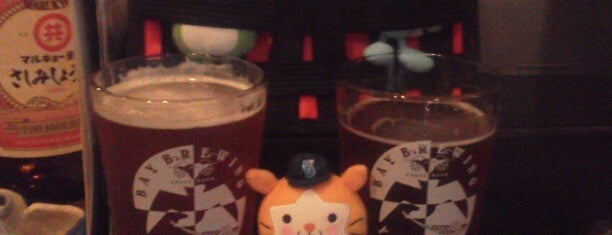 Bay Brewing Yokohama is one of Craft beer around the world.