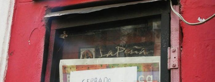 La Peña del Colorado is one of Barecos de Bs As.