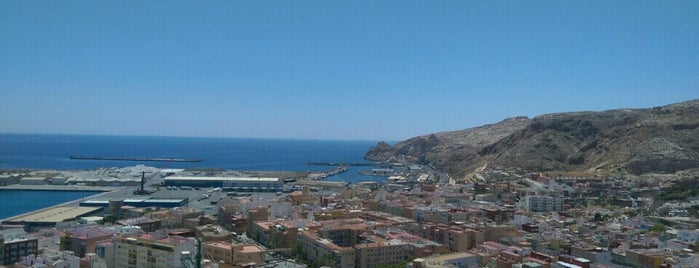 Almería is one of Where I have been.