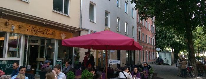 Kaffeeküche is one of Munich - eat & drink.