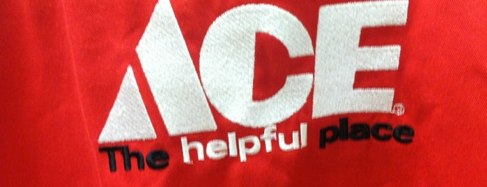 Ace Hardware is one of Shopping.