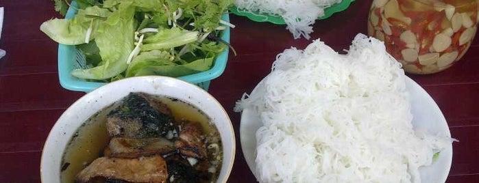 Bún Chả Nem Rán is one of ăn uống Hn.