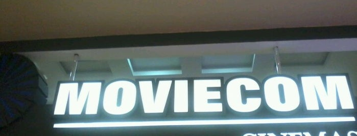 Moviecom is one of Franca - SP.