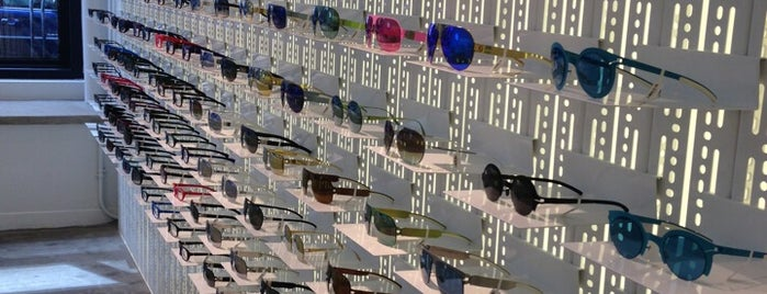 Mykita is one of New York Favorites.