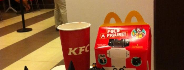 KFC is one of ?8.