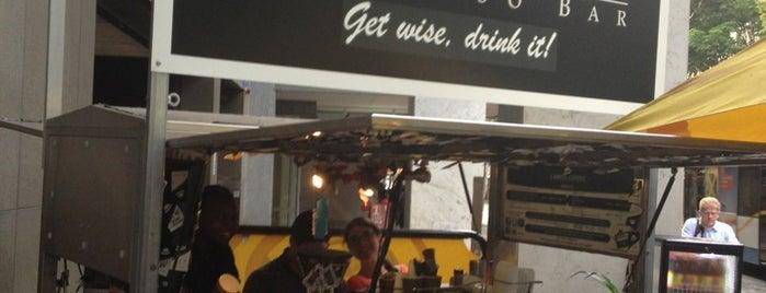 West End's Best Drinking Spots