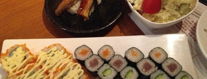 Roku Sushi is one of Guangzhou.