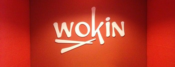 Restaurante Wokin is one of comer en panama.