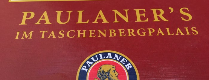 Paulaner's is one of dd to do.