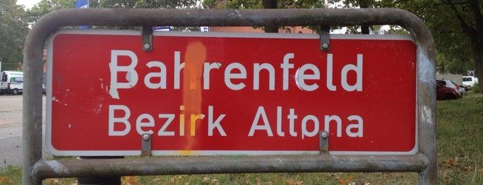 Bahrenfeld is one of Mein Deutschland.
