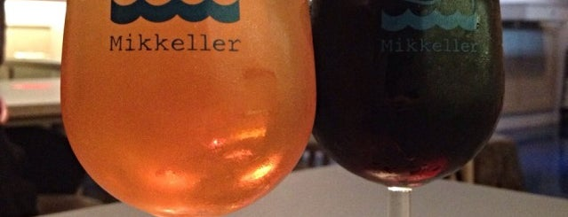 Mikkeller Bar is one of Cerveseries amb artesanals de tirador.